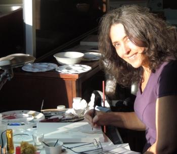 The Backdoor Artist, Mary Livingston, Artist, Photographer