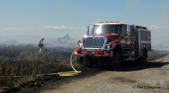 fire, mill, photography, wildfire, firefighters, logging truck, fire engine, mop up