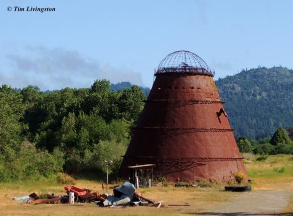 teepee burner, beehive burner, photography, sawmill