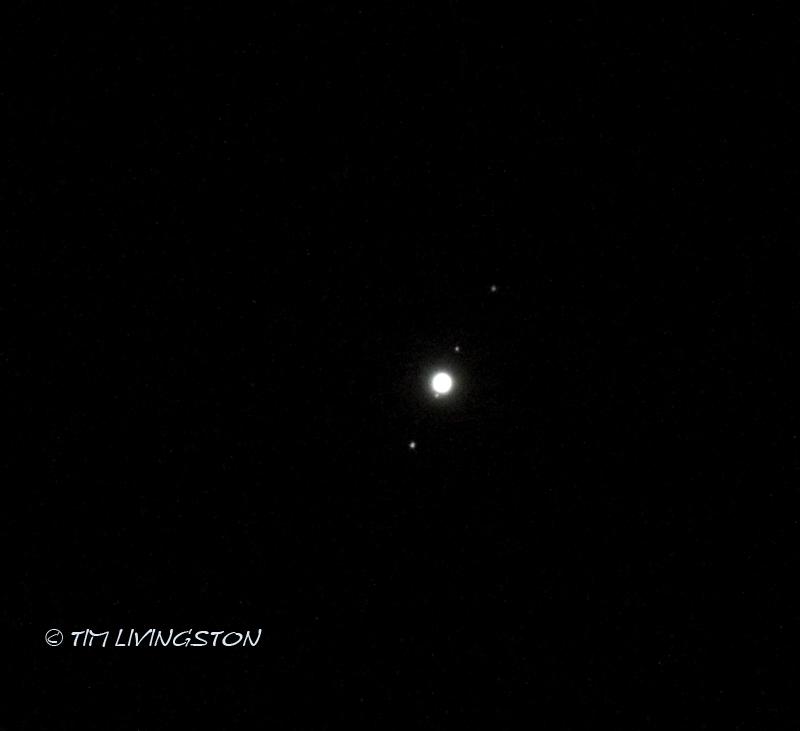 Jupiter Europa Io Callisto And Ganymede Photography Astronomy