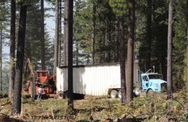 chipper, wood chipper, chip van, biomass