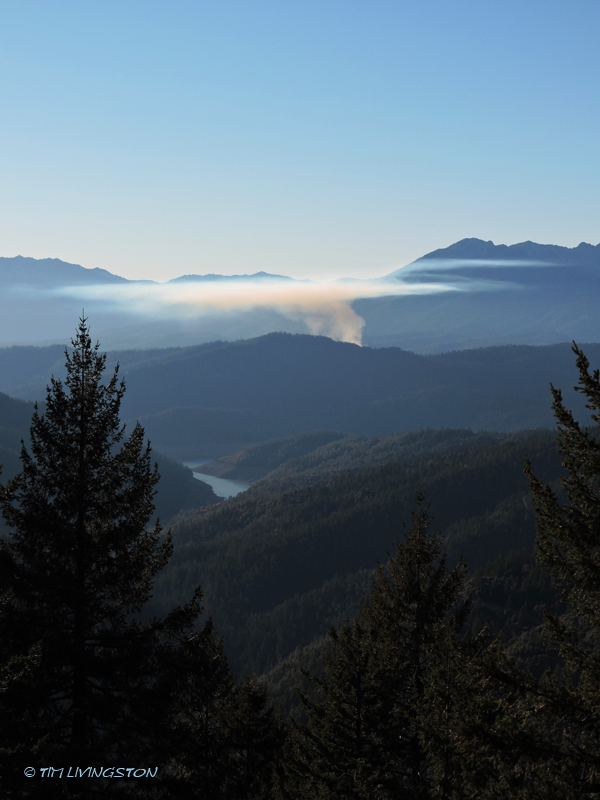 inversion, smoke, prescribed fire, burning operation, forestry
