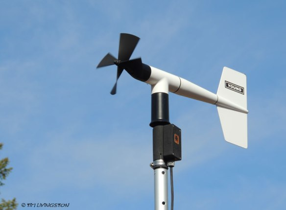 anemometer, wind speed, fire weather