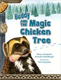 Buddy and the Magic Chicken Tree Cover